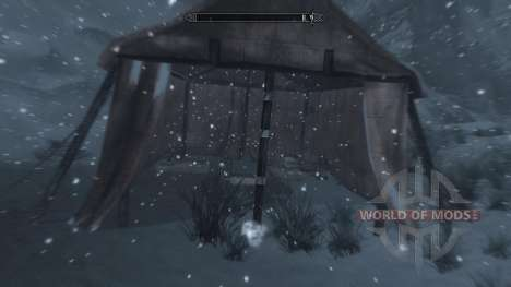 Freeze - salvation in the camp [2.6] for Skyrim ninth screenshot