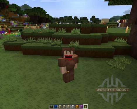 Grim Miner [32x][1.7.2] for Minecraft