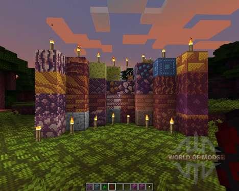 MONSTRUL [16х][1.8.1] for Minecraft