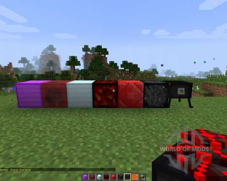 Falling Meteors [1.7.2] for Minecraft