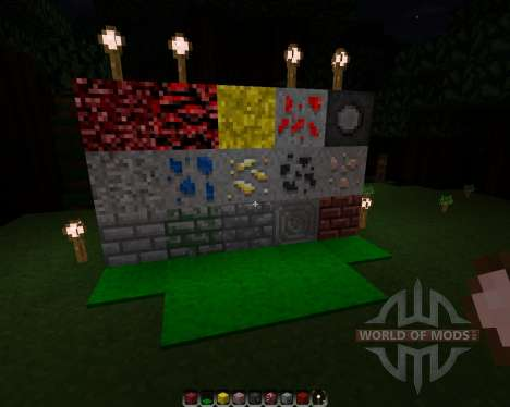 SlenderCraft [16x][1.7.2] for Minecraft