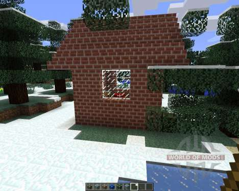 Insta House [1.6.2] for Minecraft