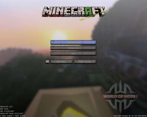 Sphax PureBDCraft [64x][1.7.2] for Minecraft