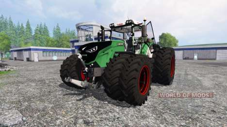 Fendt 1050 Vario [edit] for Farming Simulator 2015