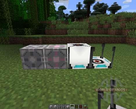 Portal Gun [1.6.2] for Minecraft