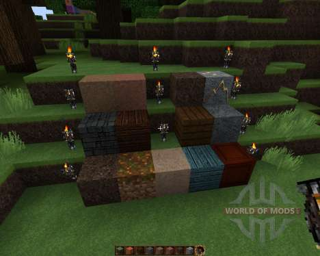 Hogwarts Creative [64x][1.7.2] for Minecraft