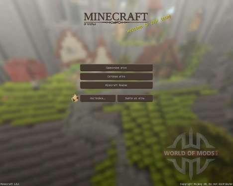 WillPack [32х][1.8.1] for Minecraft