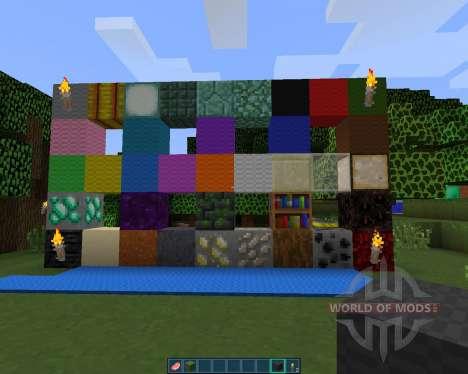Brandcraft 10 [16х][1.8.1] for Minecraft