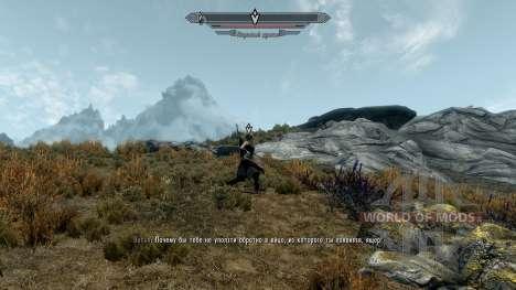 Vilja in Skyrim [4.01] for Skyrim fifth screenshot