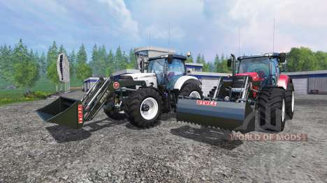 Case IH Puma CVX 160 v1.4 for Farming Simulator 2015