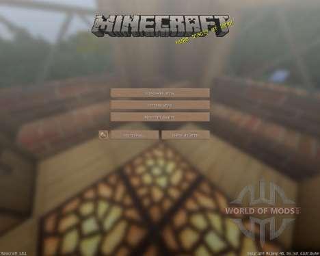 Invictus [64x][1.8.1] for Minecraft