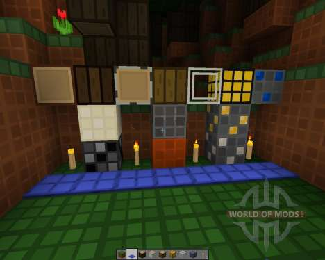 Crazyks Cubic [32x][1.7.2] for Minecraft
