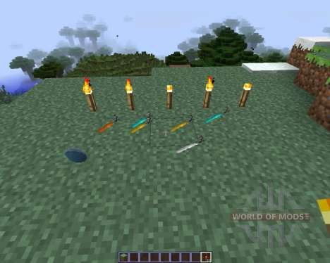 Paintball Resourcepack [32x][1.7.2] for Minecraft