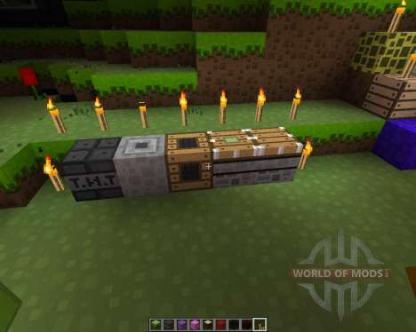 Vox [16x][1.7.2] for Minecraft