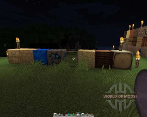Persistence [128x][1.8.1] for Minecraft