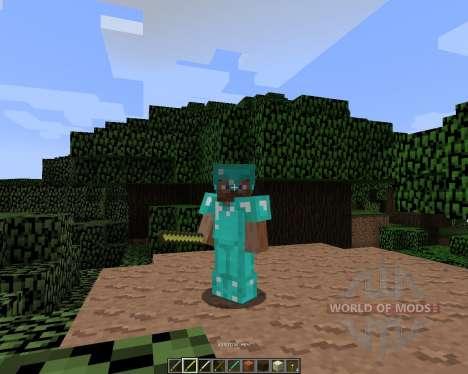 Katana Pack [16х][1.8.1] for Minecraft