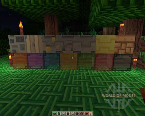 HazelWood [16x][1.7.2] for Minecraft