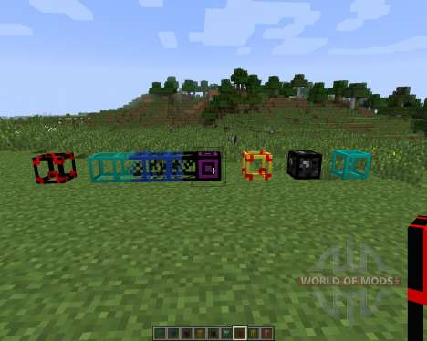 BuildCraft [1.7.2] for Minecraft