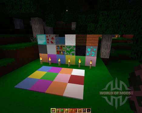 The Sonic Smooth Pack [16х][1.8.1] for Minecraft
