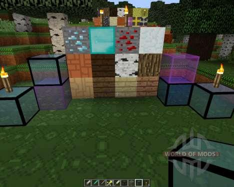 Razorpack [16х][1.8.1] for Minecraft