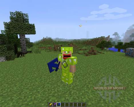 Power Gems [1.7.2] for Minecraft