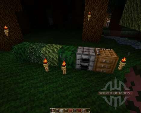 Alvorias Sanity [16x][1.7.2] for Minecraft