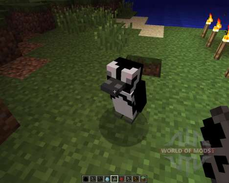 Rancraft Penguins [1.6.2] for Minecraft