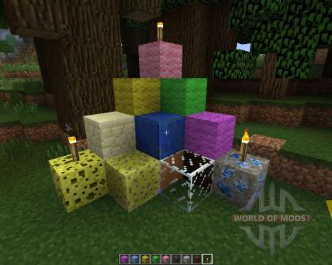 Legoguy110 [32х][1.8.1] for Minecraft