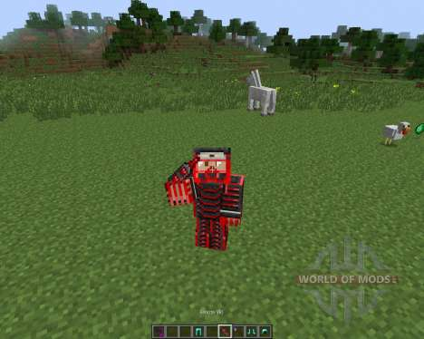Paintball [1.7.2] for Minecraft