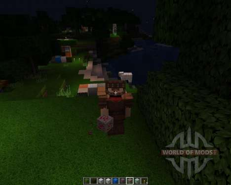 CWSL DIMENSIONS [512x][1.7.2] for Minecraft