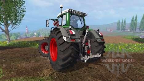Fendt 939 Vario [edit] for Farming Simulator 2015