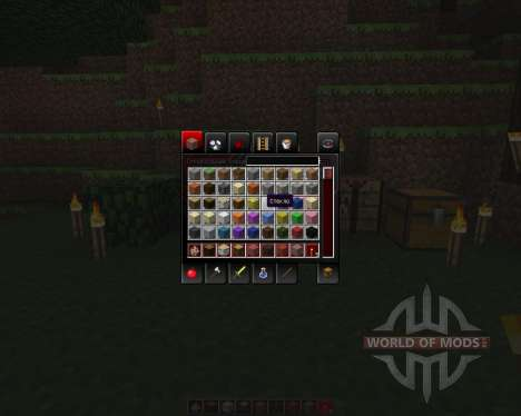 Utility [128x][1.7.2] for Minecraft
