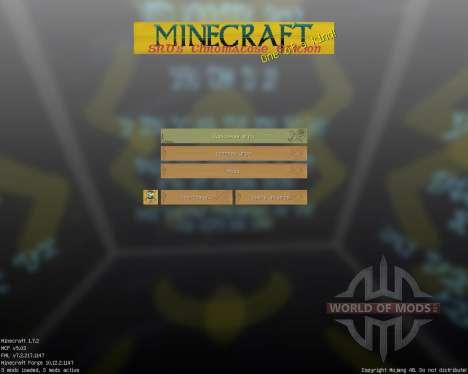Chromatose [64x][1.7.2] for Minecraft