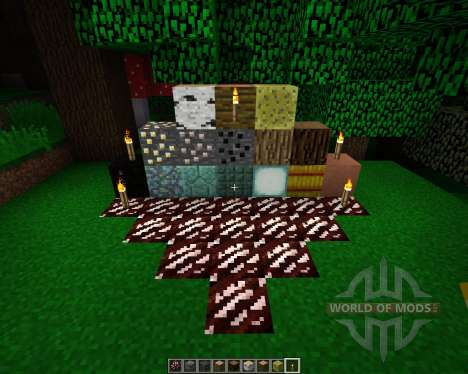 The Crafting Pack [16x][1.8.1] for Minecraft