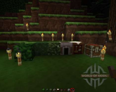 Dragon Pack [16x][1.7.2] for Minecraft