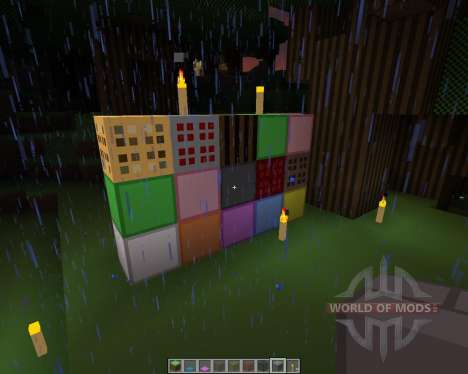 Simpler Squares [16x][1.7.2] for Minecraft