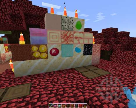 SugarPack [32x][1.7.2] for Minecraft