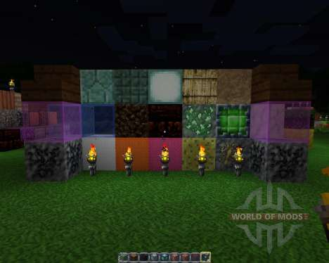 The Arestians Dawn RPG Styled [32x][1.8.1] for Minecraft