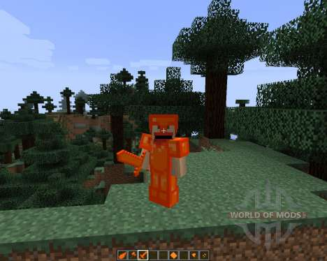 Amberoguia [1.7.2] for Minecraft