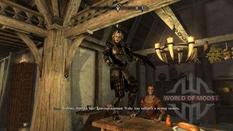 Vilja in Skyrim [4.01] for Skyrim ninth screenshot