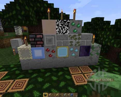 LumberCraft [16x][1.7.2] for Minecraft