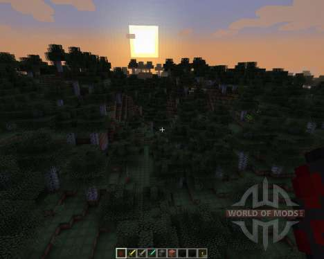 Affluence [16x][1.8.1] for Minecraft