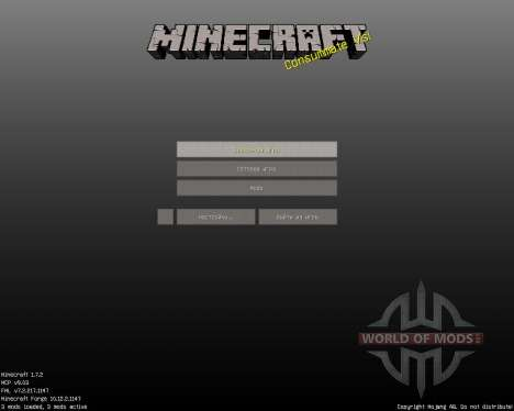 Arcility [64x][1.7.2] for Minecraft