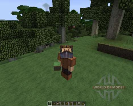 A Tale of Souls and Swords [128x][1.7.2] for Minecraft