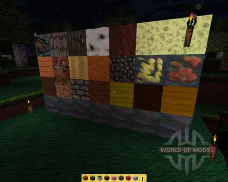 Chromatose [64x][1.7.2] for Minecraft