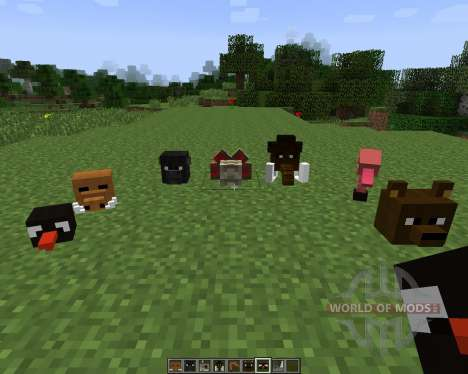 Project Zulu [1.7.2] for Minecraft