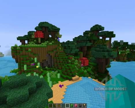 Luigi [128x][1.8.1] for Minecraft
