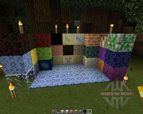 Classy Craft [16x][1.7.2] for Minecraft
