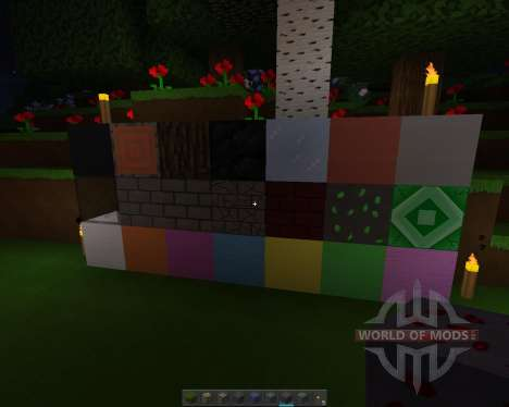 Ours Pack v0.3 [64x][1.7.2] for Minecraft