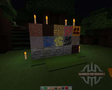Zandor Craft [64x][1.7.2] for Minecraft